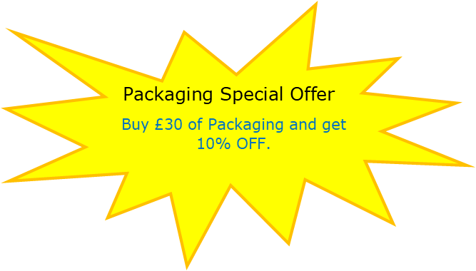 Packaging Special Offer 10